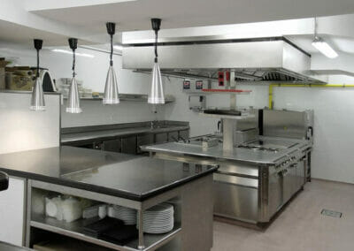 commercial kitchen cleaning houston
