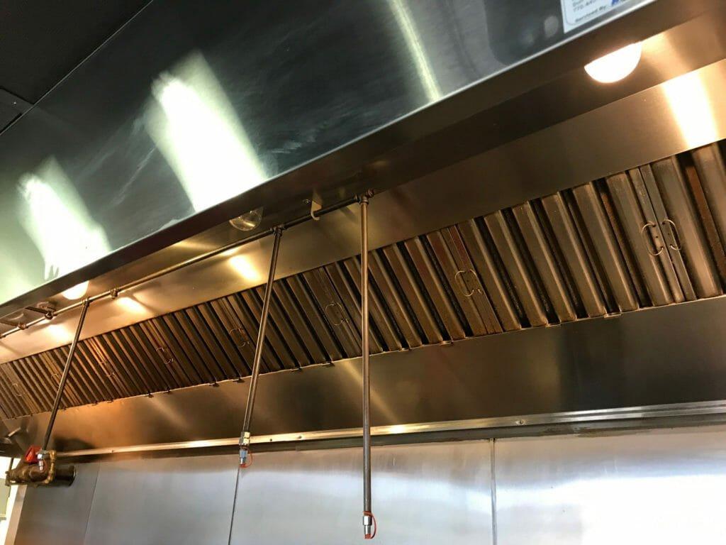 kitchen ventilation system install texas
