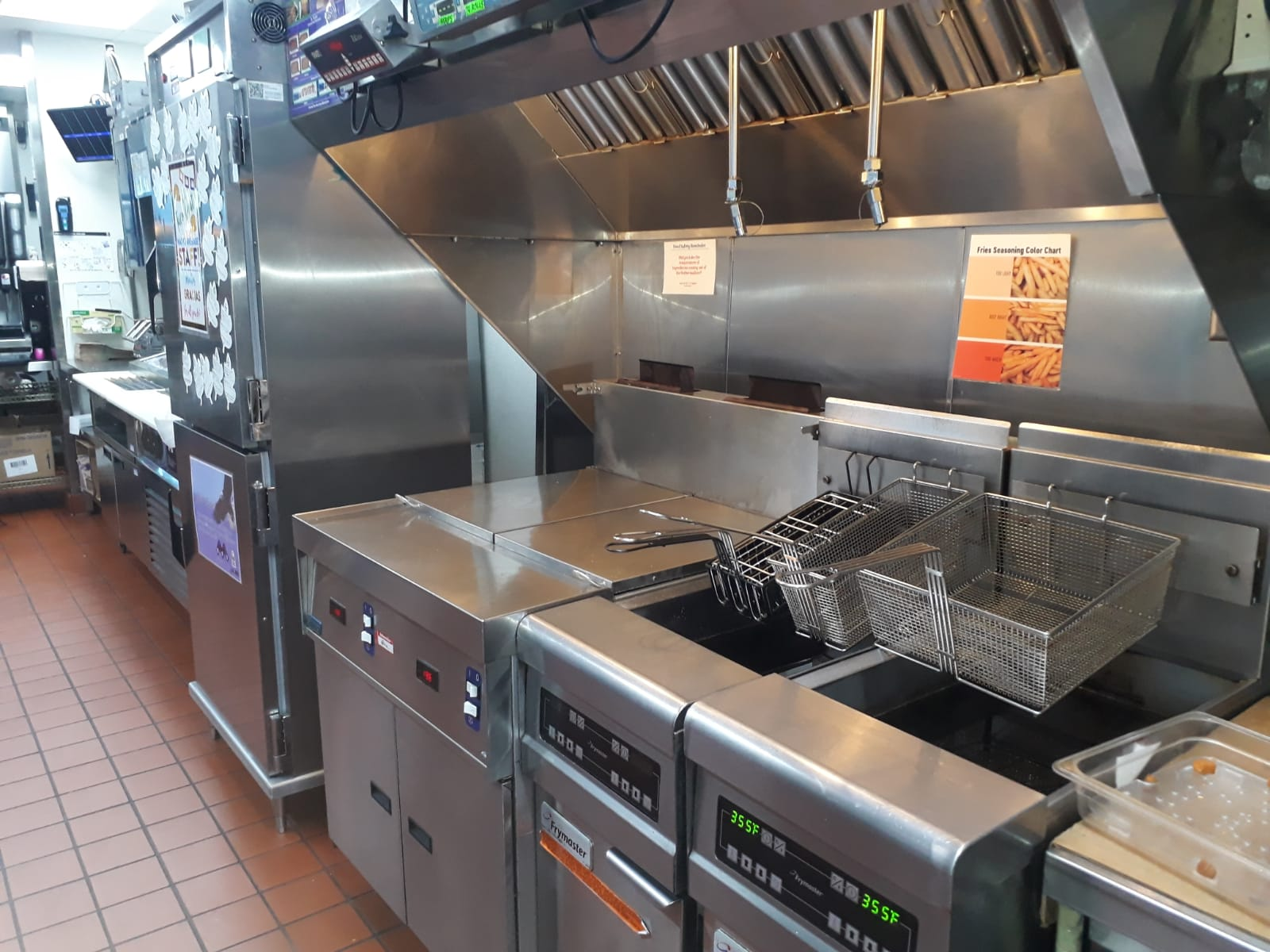 kitchen exhaust vent hood cleaning houston