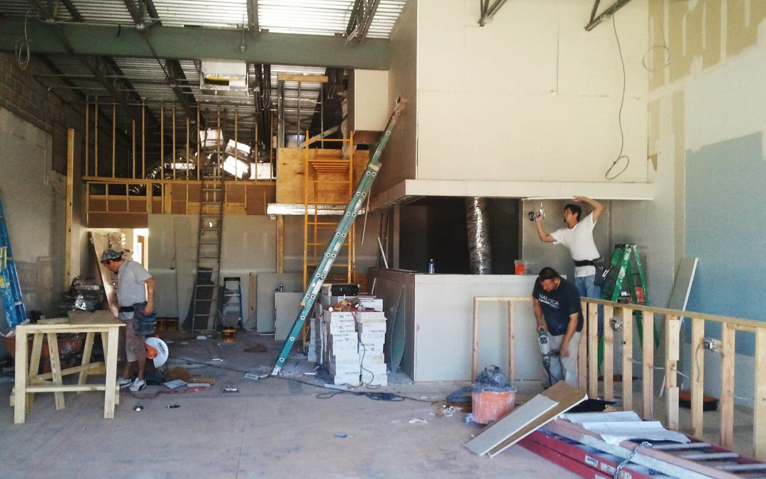 Restaurant Construction: The Perfect Kitchen