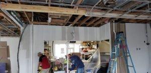 restaurant construction in houston