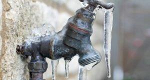 frozen pipes repairing texas