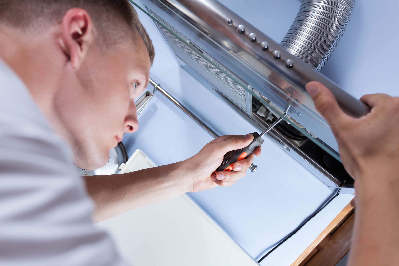 broken appliance kitchen repair houston
