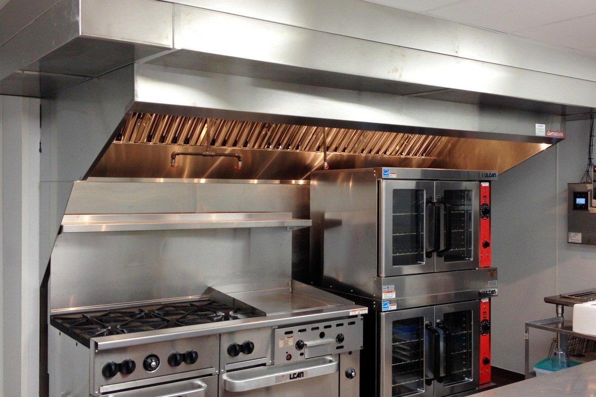 he Right Restaurant Kitchen Ventilation System