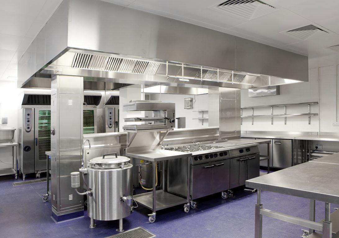 vent hood commercial kitchen ventilation system houston