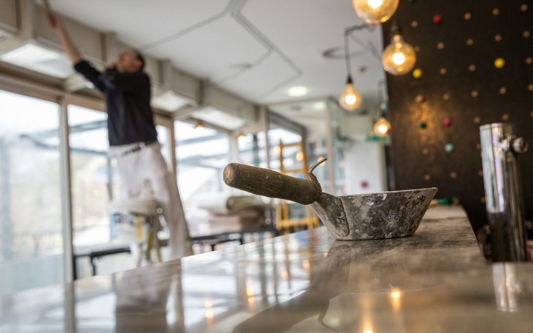 Remodeling your Restaurant: An Opportunity to Grow
